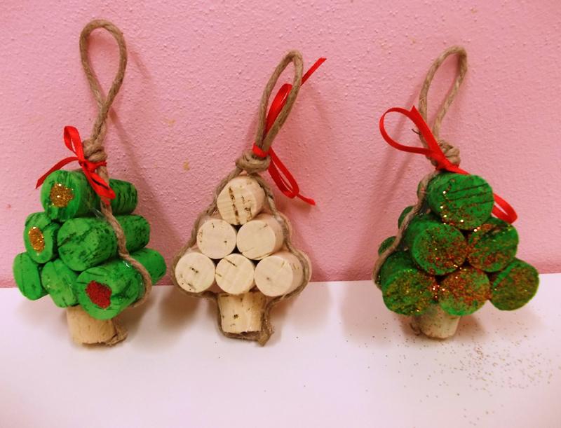 Lavoretti Di Natale Tappi Sughero.Lavoretti Di Natale Con Tappi Di Sughero Disegni Di Natale 2019