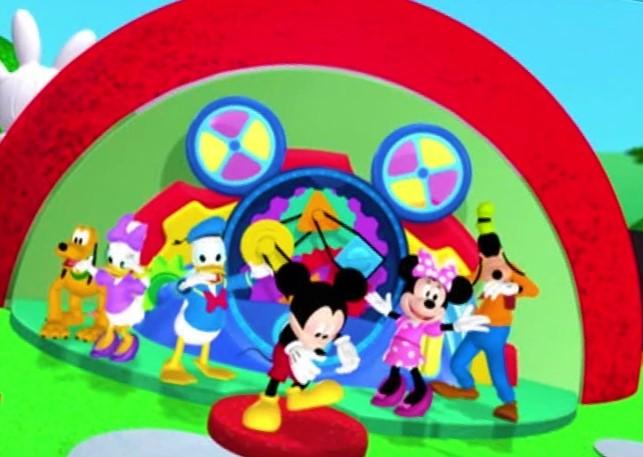 Canzoni per bambini la casa di topolino sigla cartone disney