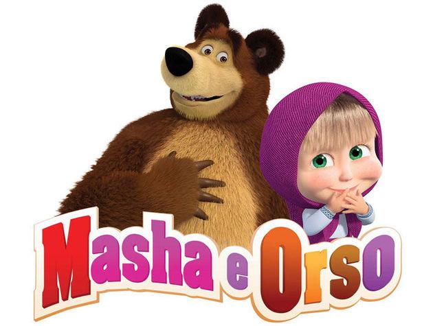 cartoni animati masha e orso