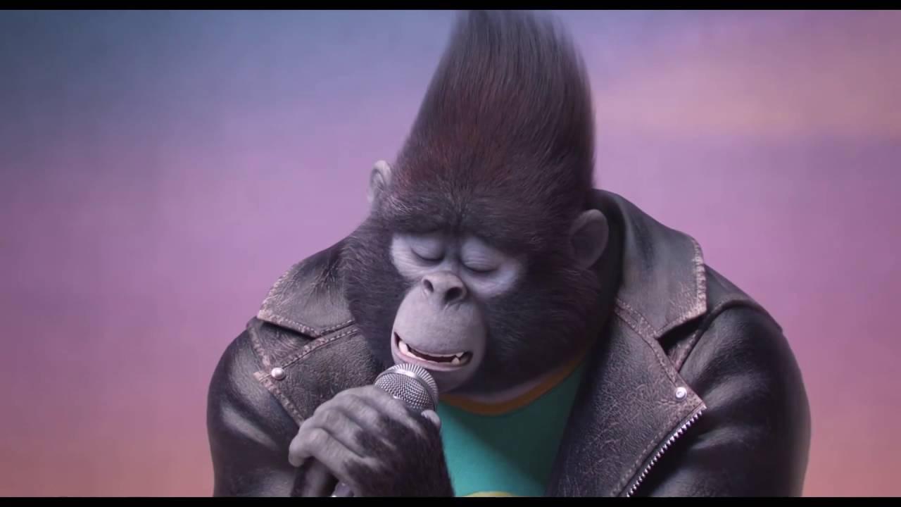 Canzoni per bambini cartone animato sing canzone gorilla