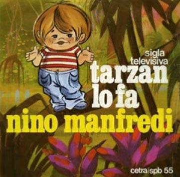 Canzoni Per Bambini Tarzan Lo Fa Canzone Per Bambini Nino Manfredi