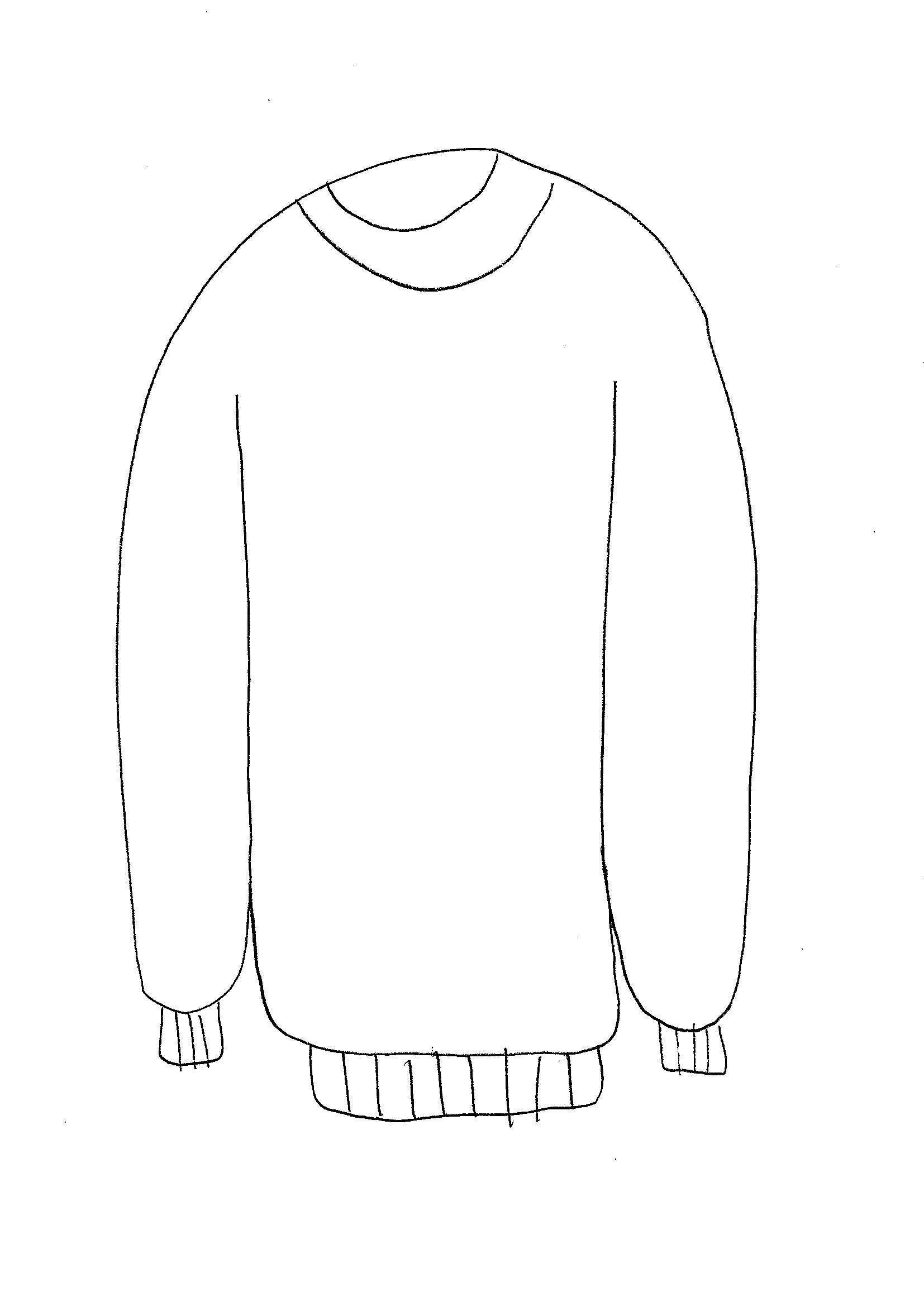 Disegni Da Colorare Bambini I Maglione