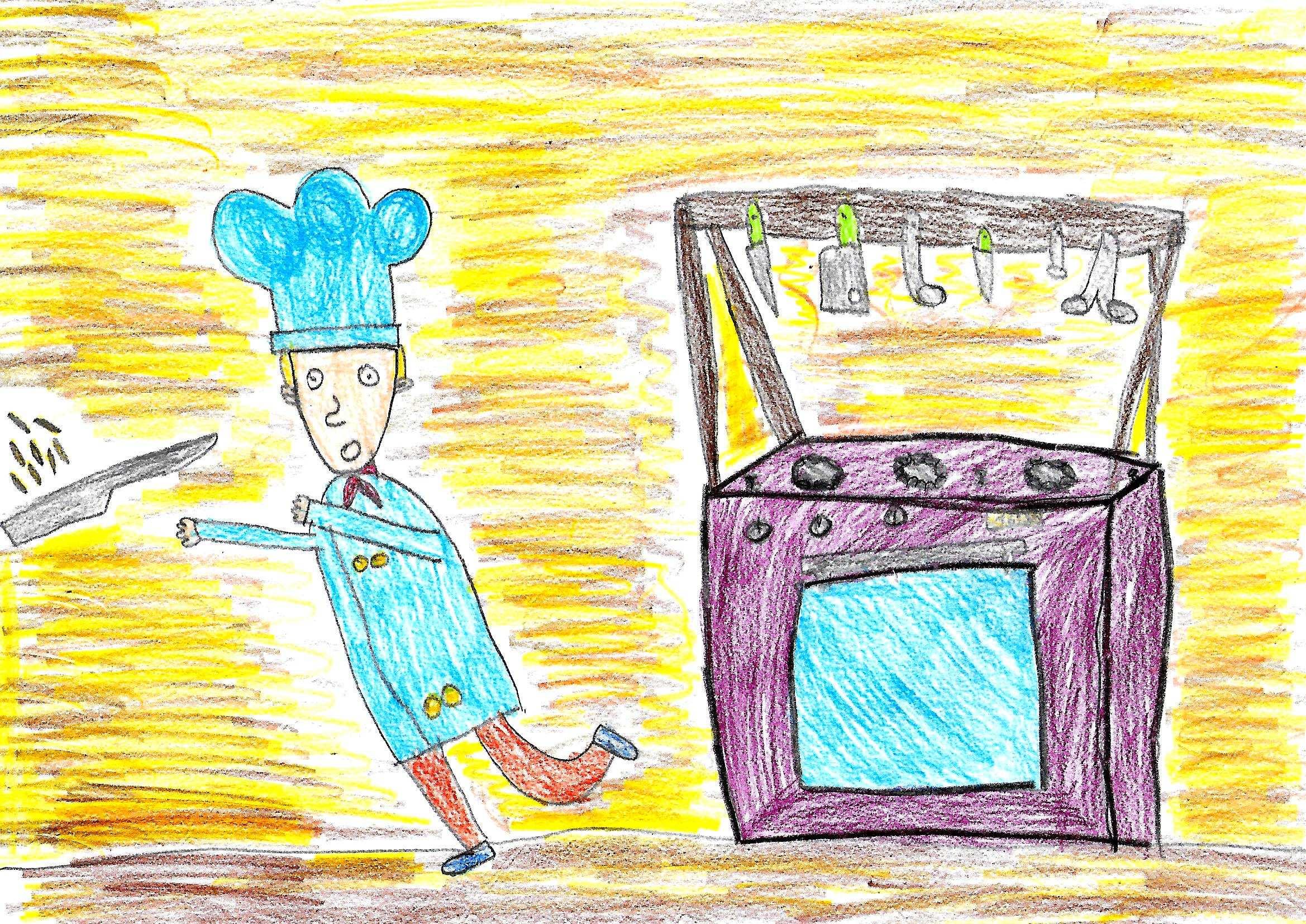Favole Buonanotte Bambini Il Cuoco Pasticcione