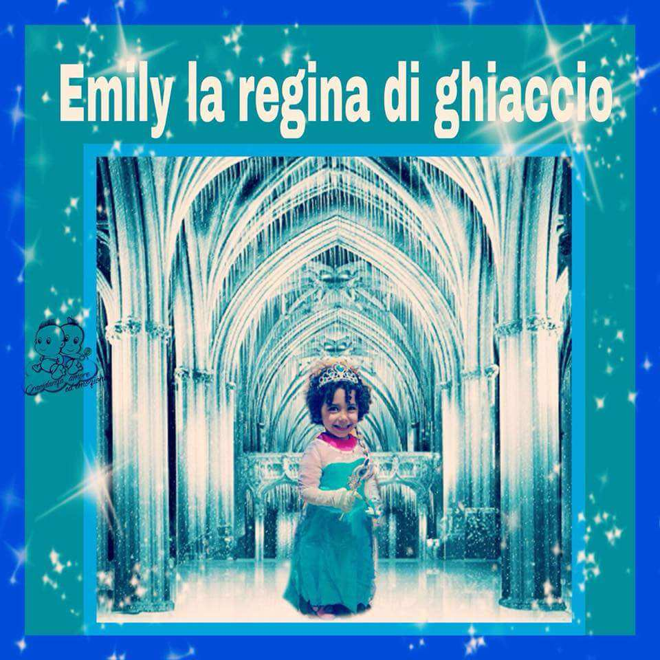 Favole Buonanotte Bambini Emily La Regina Del Ghiaccio