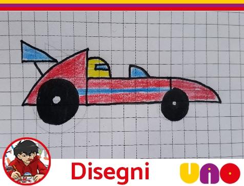 Canzoni Per Bambini Disegno Di Auto Da Corsa Disegno Per Bambini