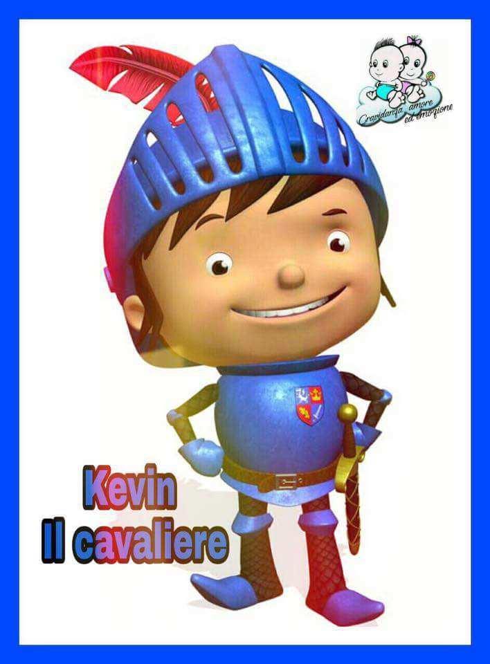 Favole Buonanotte Bambini Kevin Il Cavaliere